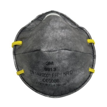 3M 9913活性碳防有機氣體口罩