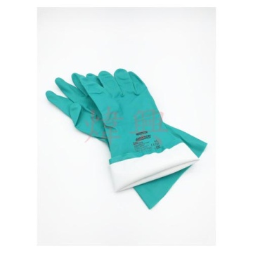 G80丁晴抗化學溶劑短手套