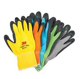 3M 亮彩舒適止滑耐磨手套