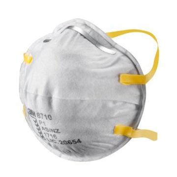 3M  8710 微細粉塵專用口罩