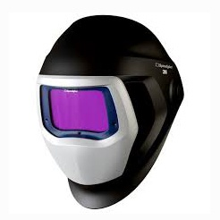 3M 9100X自動變色焊接面罩