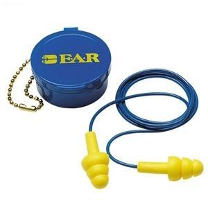 3M 340-4002盒裝可水洗帶線耳塞