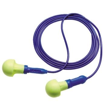 3M 318-1001推入式帶線耳塞