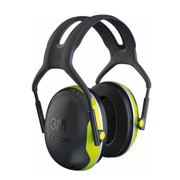 3M PELTOR™ X4A頭帶式耳罩