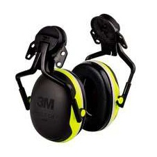 3M PELTOR™ X4P5E 安全帽式耳罩