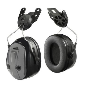 3M PELTOR™ H7P3E-PTL安全帽式耳罩