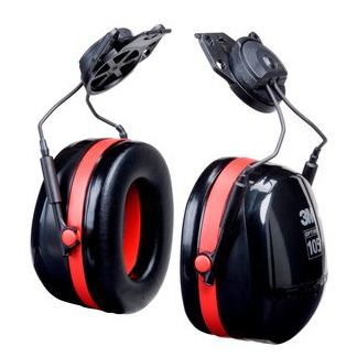 3M PELTOR™ H10P3E安全帽式耳罩