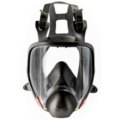 3M 6800全面式雙罐防毒面具