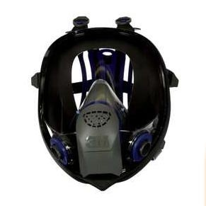 3M FF-402全面式雙罐防毒面具
