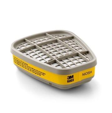 3M 6003酸性/有機氣體濾毒罐