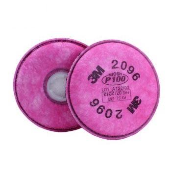 3M 2096酸性氣體/粉塵過濾棉