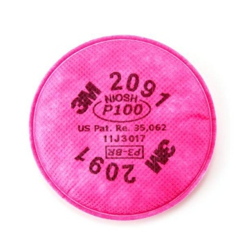 3M 2091粉塵顆粒過濾棉