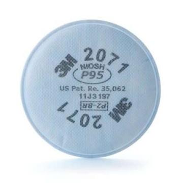 3M 2071粉塵顆粒過濾棉