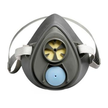 3M 3200半面式單罐防毒面具