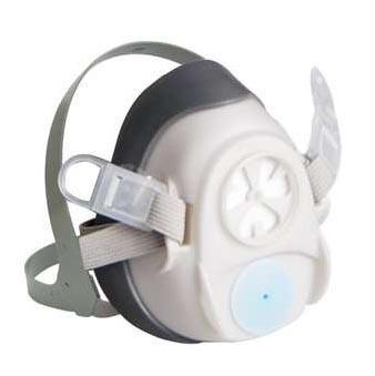3M 1200半面式單罐防毒面具
