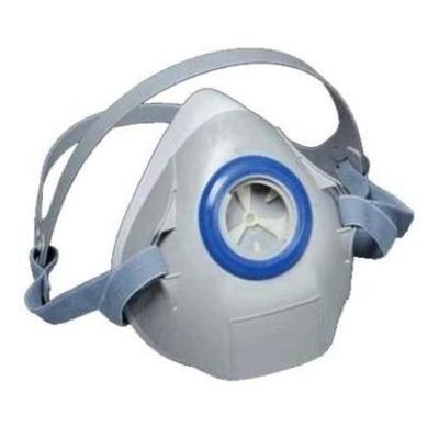 3M 7702K半面式單罐防毒面具