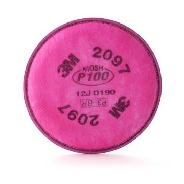 3M 2097有機氣體/粉塵過濾棉