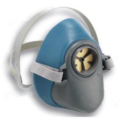 3M HF-52半面式單罐防毒面具