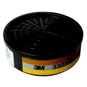 3M 3303K-100酸性/有機濾毒罐