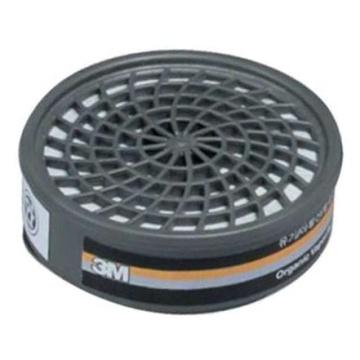 3M 7007K-100有機/酸性氣體濾毒罐