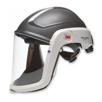 3M M-305 硬帽頭罩含標準鏡面