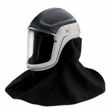 3M M-407 硬帽頭罩含防焰下擺