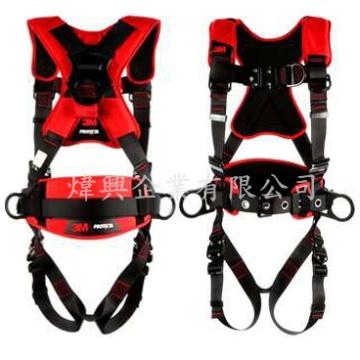 3M Protecta®含腰帶快拆式全身安全帶