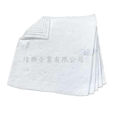 3M HP-156高效能吸油棉-片狀
