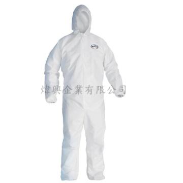 勁衛A40防液體/粉塵D級防護衣