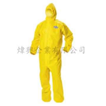 勁衛A70抗化學C級防護衣
