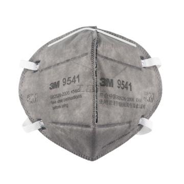 3M 9541活性碳防有機氣體口罩